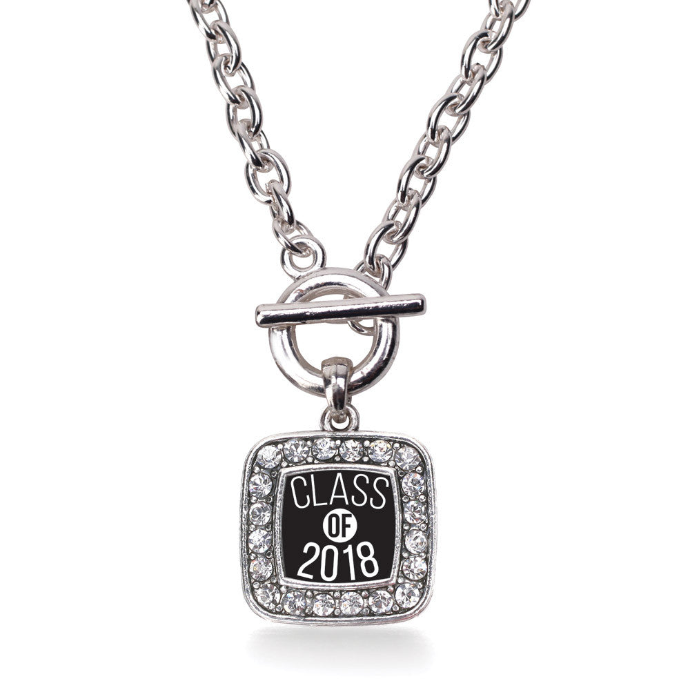 Class of 2018 Square Charm