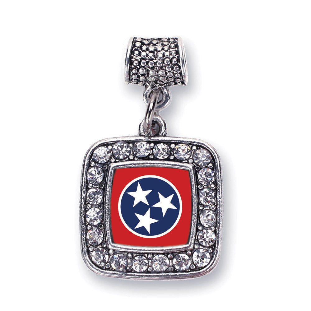 Tennessee Flag Square Charm