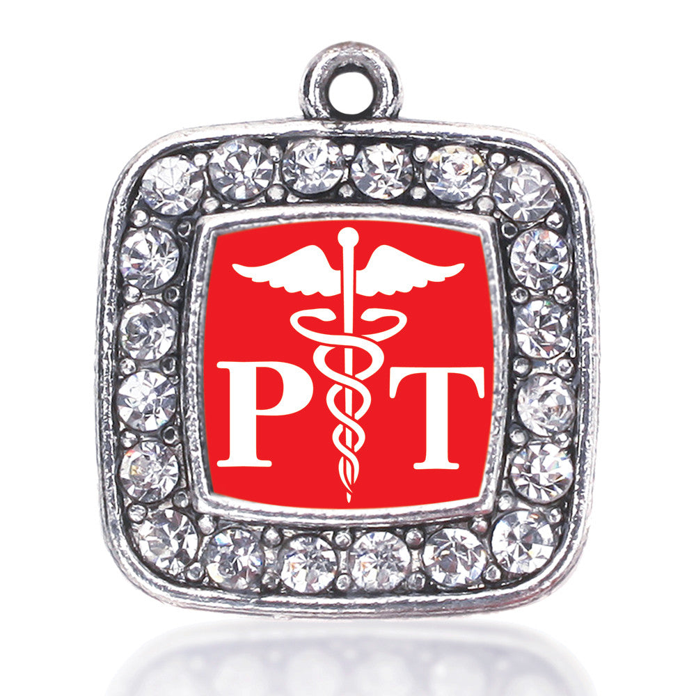 Physical Therapist Square Charm