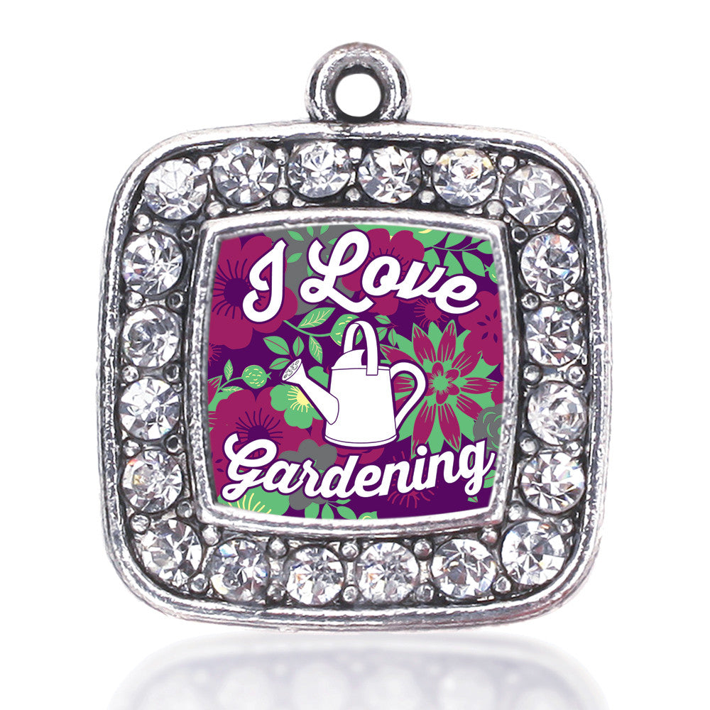 Love To Garden Square Charm