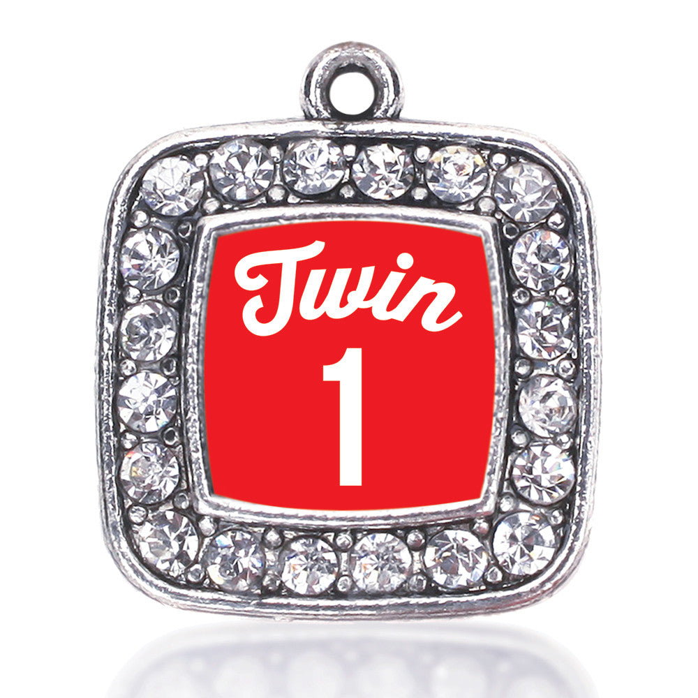 Twin One Square Charm