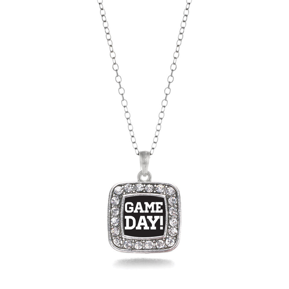 Game Day Square Charm