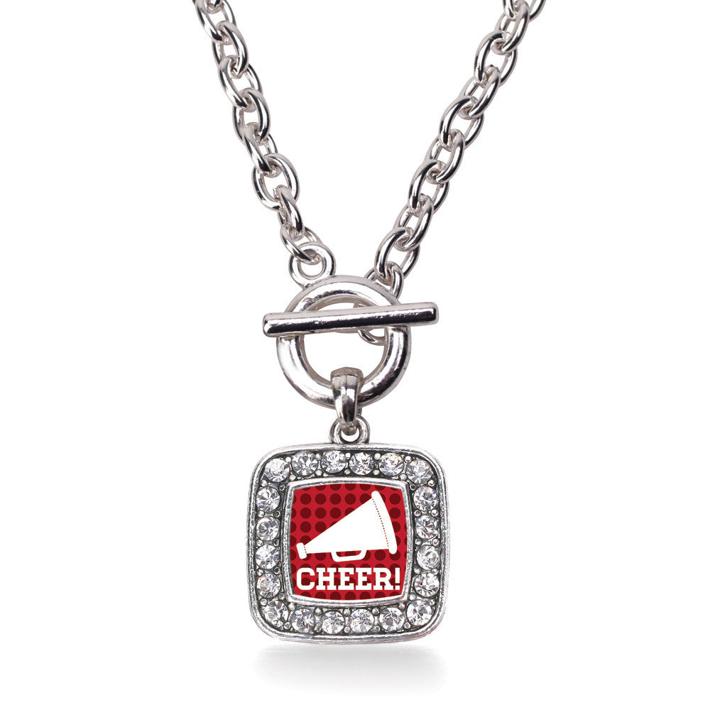 Cheer Square Charm