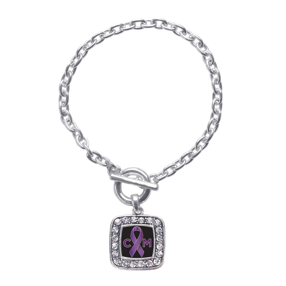Chiari Malformation Support Square Charm