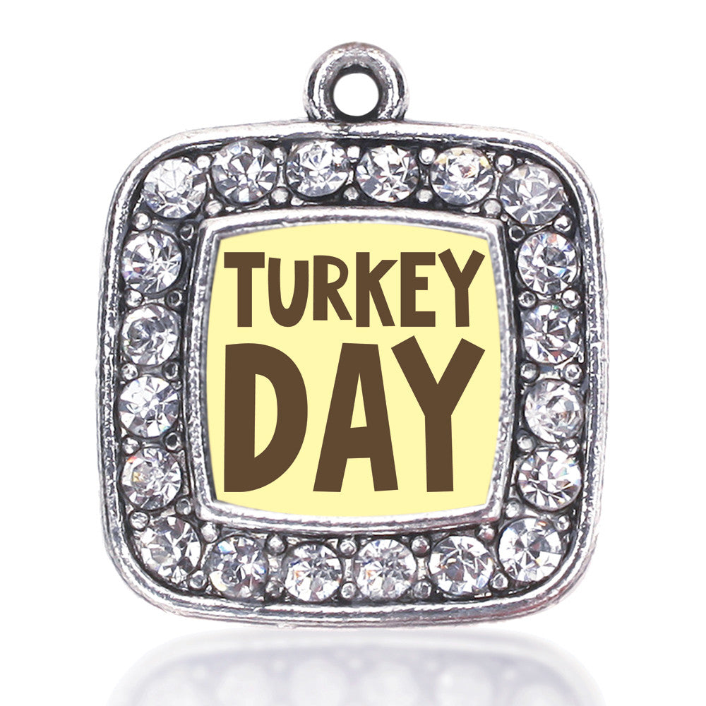 Turkey Day Square Charm
