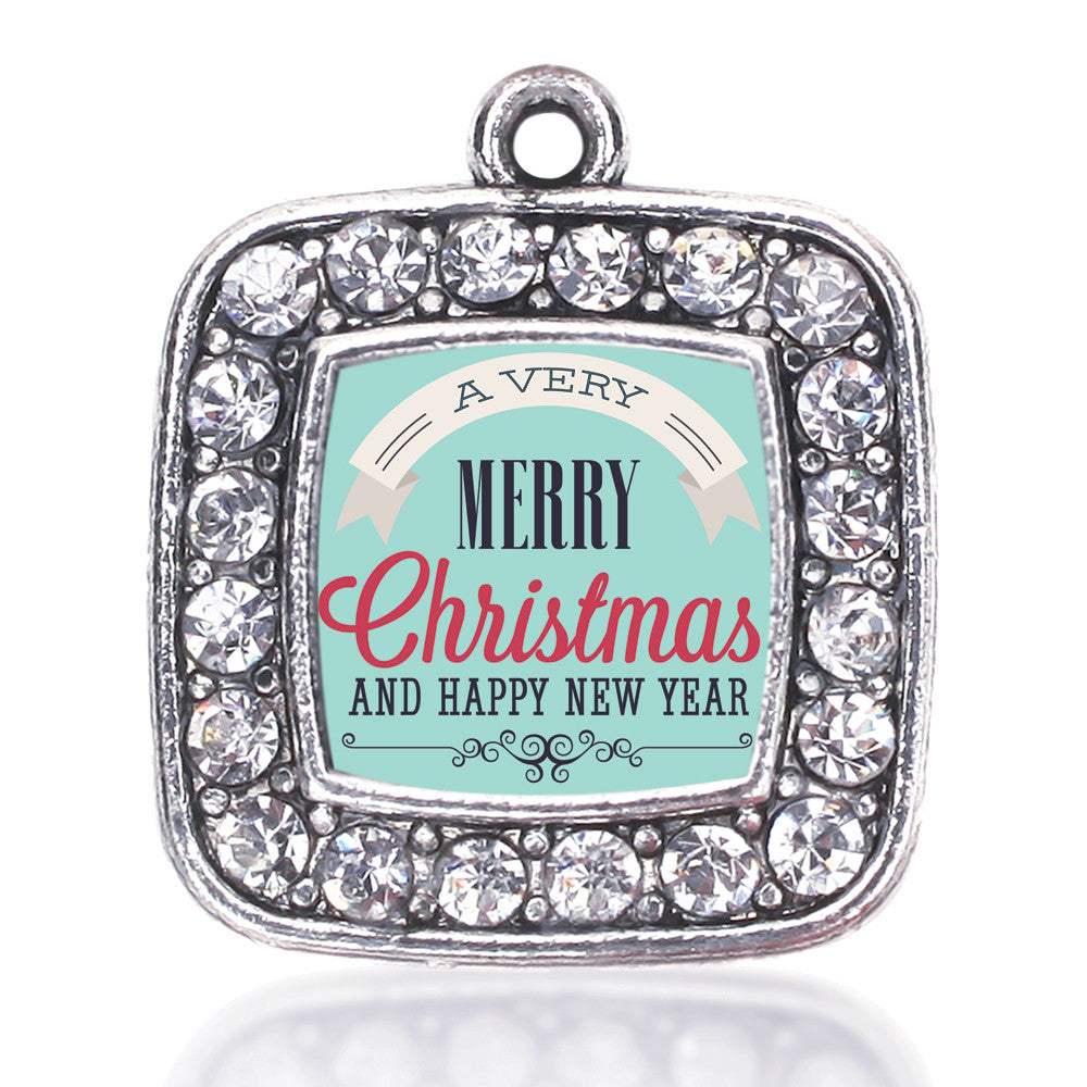 Very Merry Square Charm