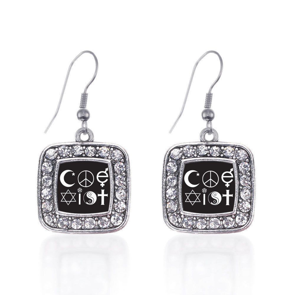 Coexist Square Charm