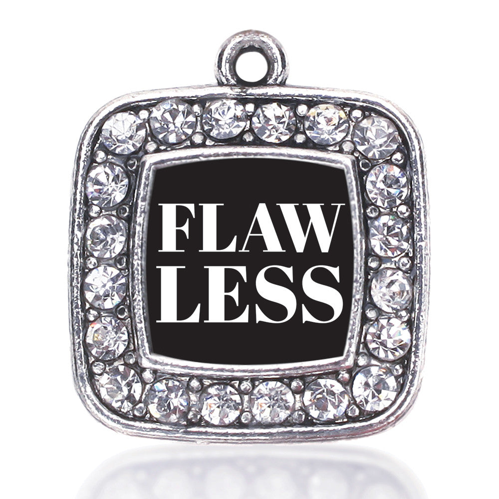 Flawless Square Charm