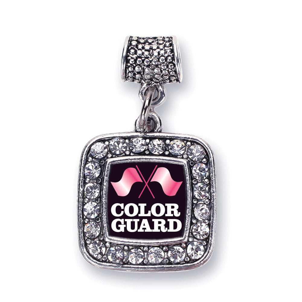 Color Guard Square Charm