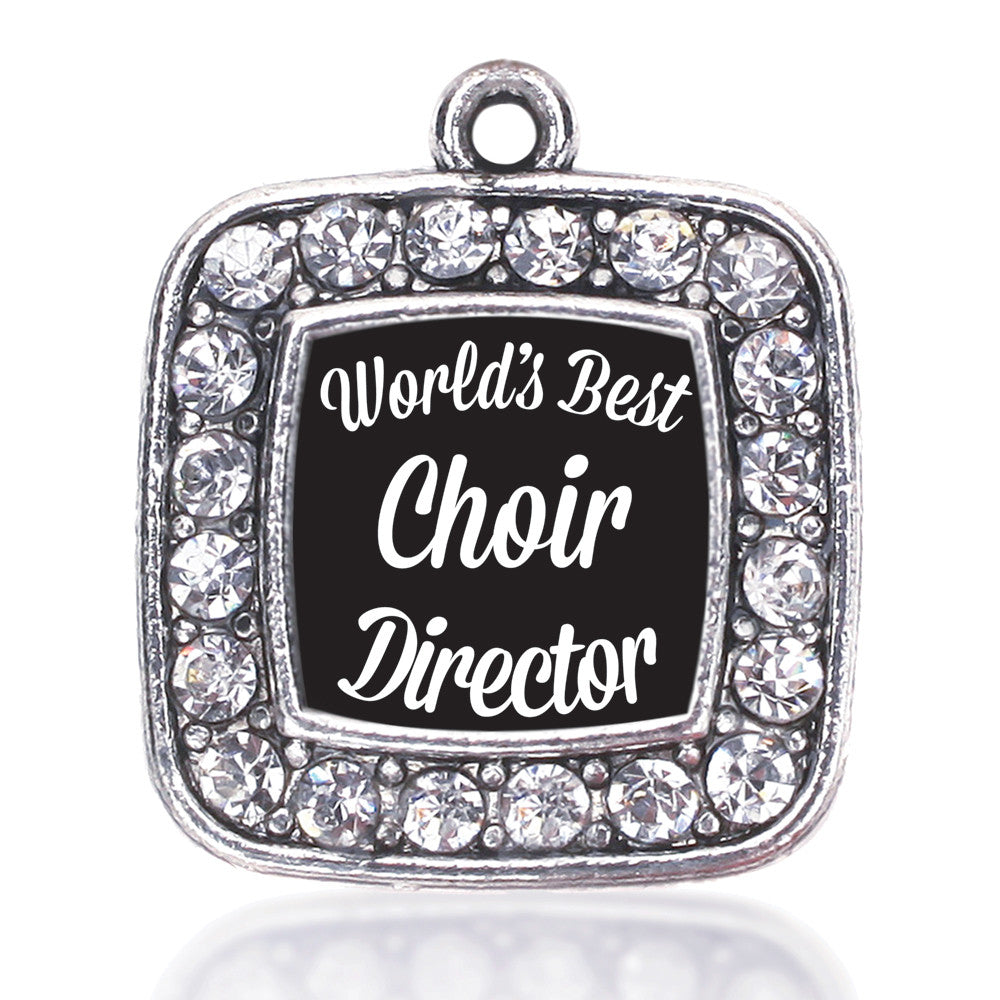 World's Best Choir Director Square Charm
