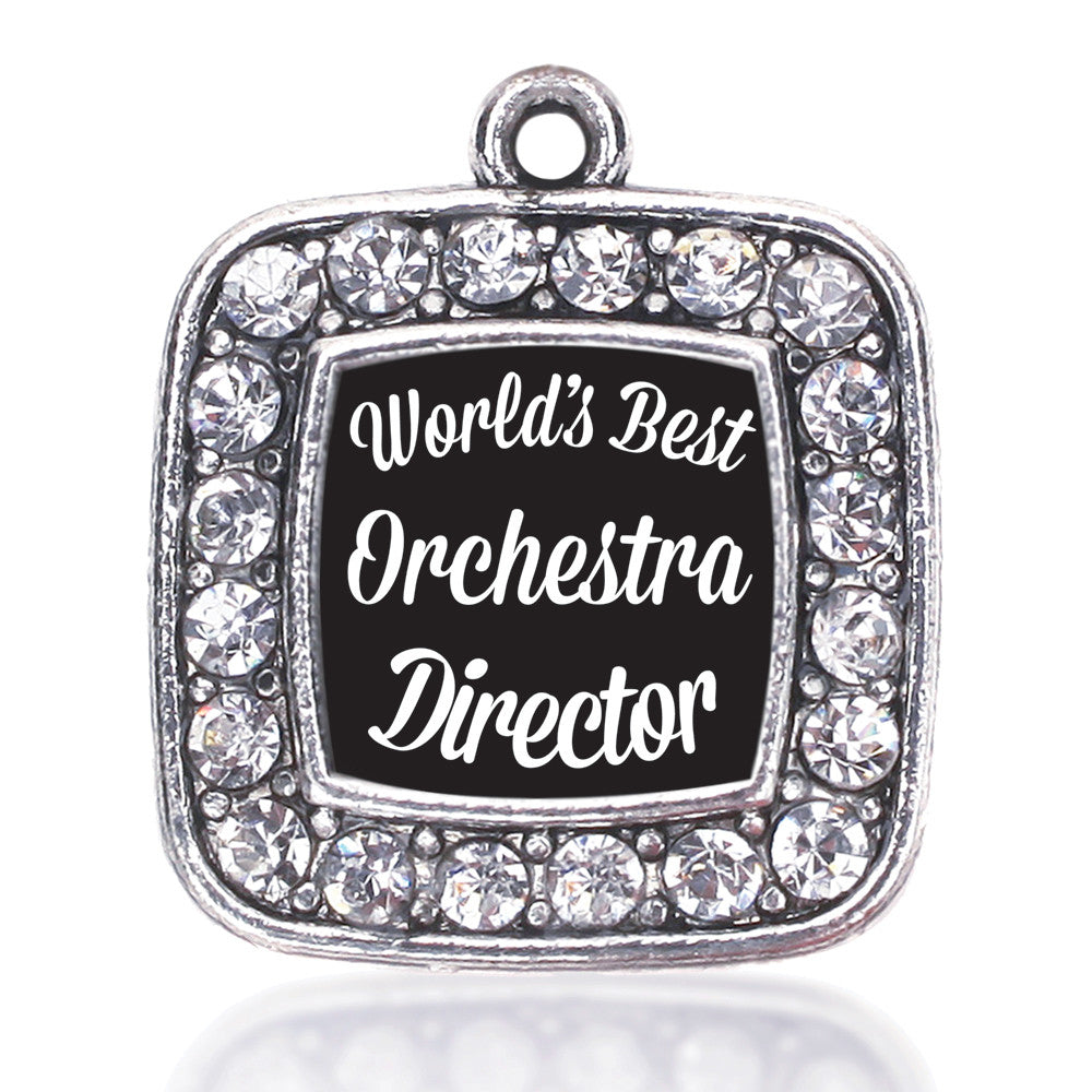 World's Best Orchestra Director Square Charm