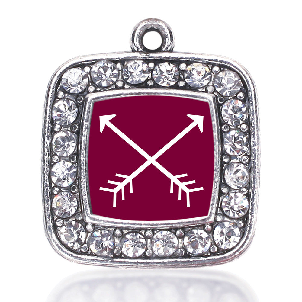 Crossbows Square Charm