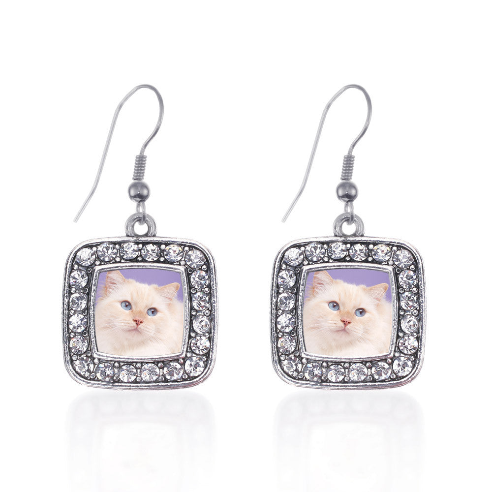 Ragdoll Cat Square Charm