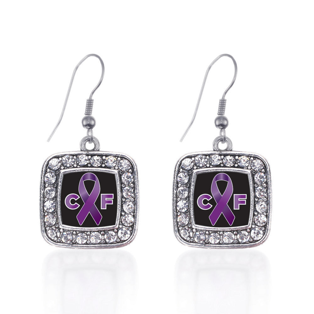 Cystic Fibrosis Square Charm