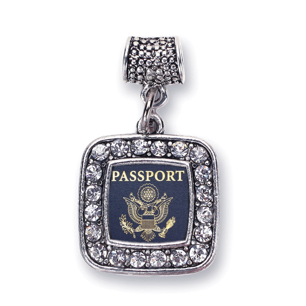 Passport Square Charm