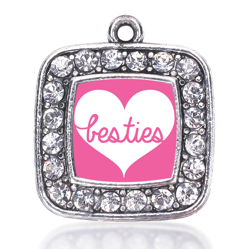 Besties Square Charm