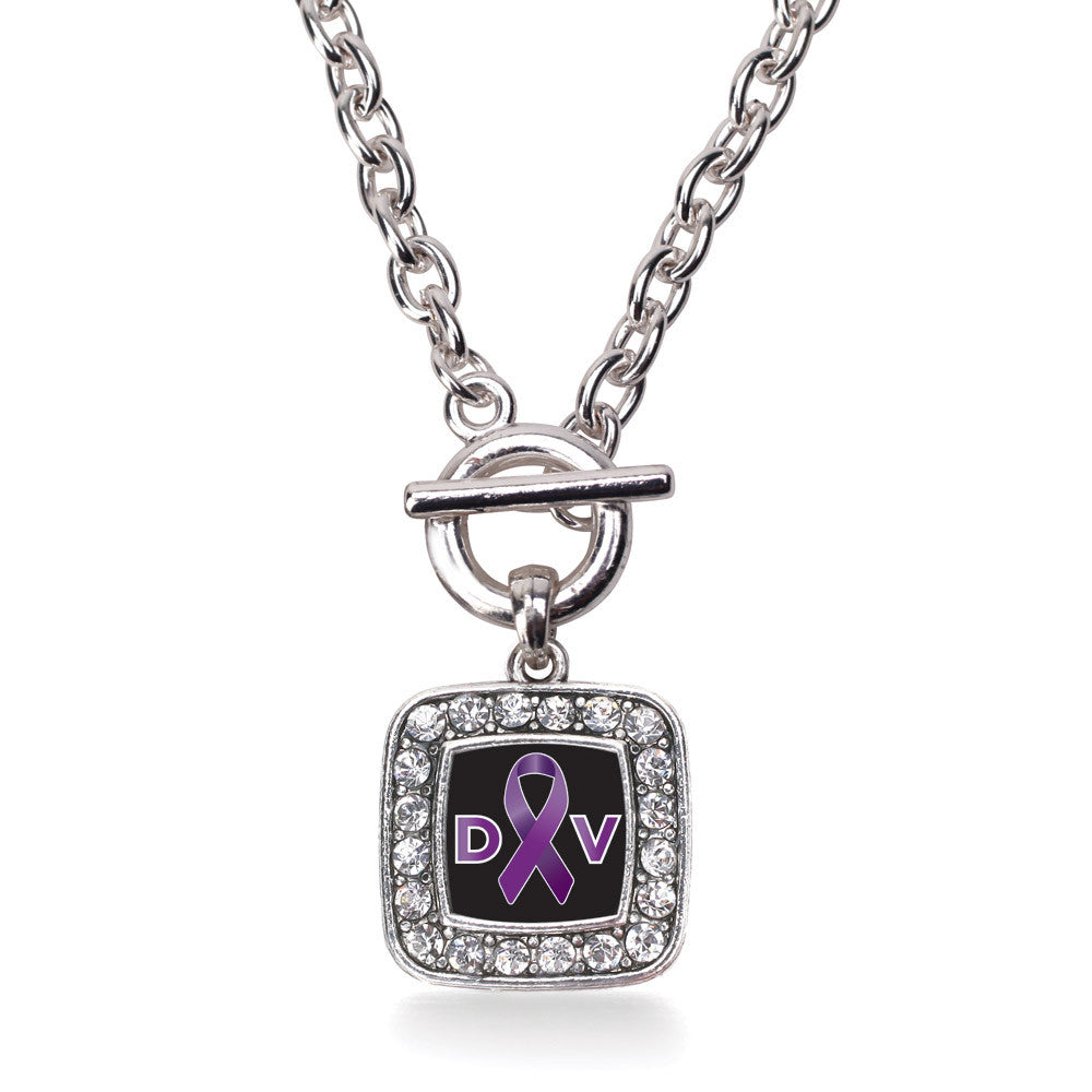 Domestic Violence Support Square Charm