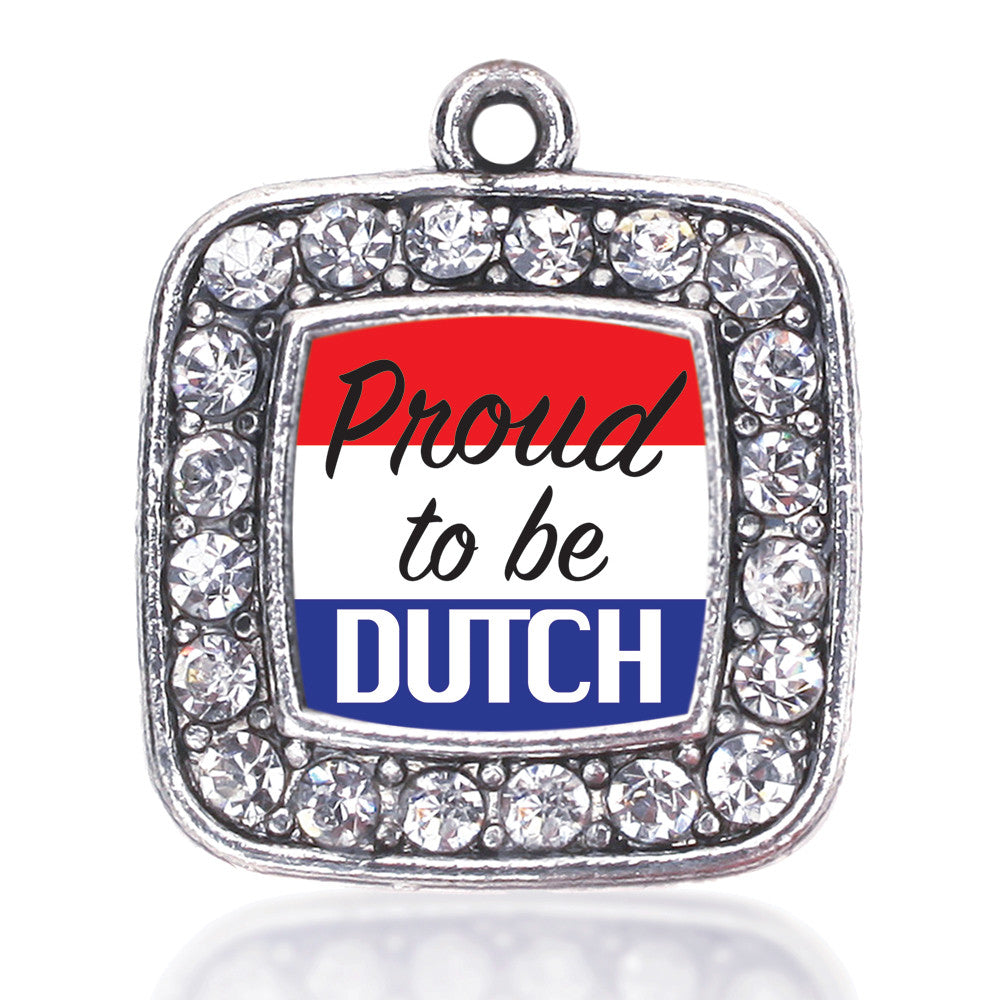 Proud to be Dutch  Square Charm