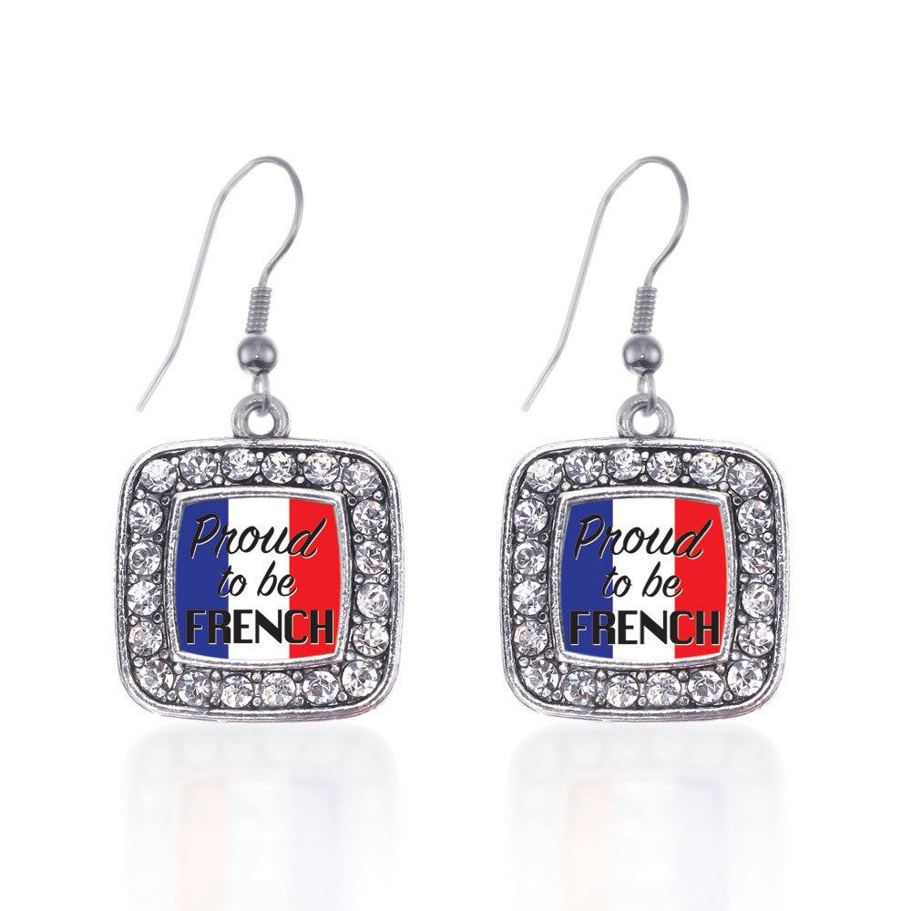 Proud to be French Square Charm
