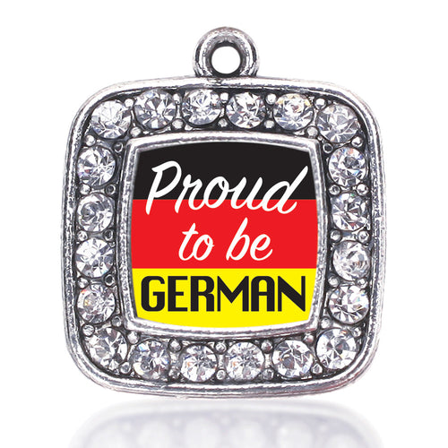 Proud to be German Square Charm