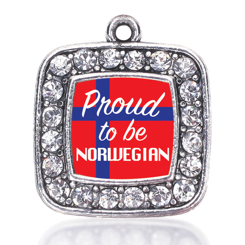 Proud to be Norwegian Square Charm