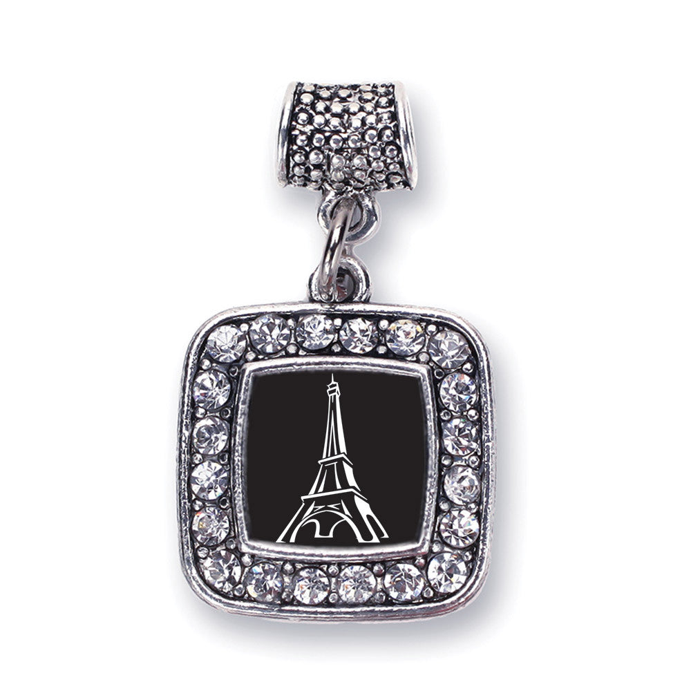 Eiffel Tower Square Charm