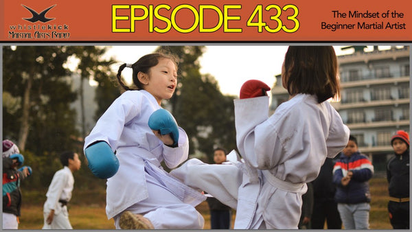 whistlekick martial arts radio episode 433