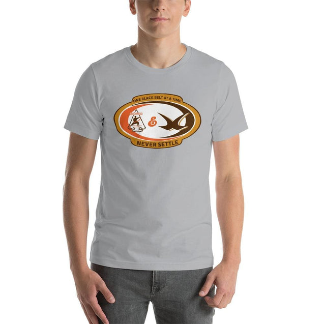 Arrowhead Martial Arts Root Beer Tee - Silver / S
