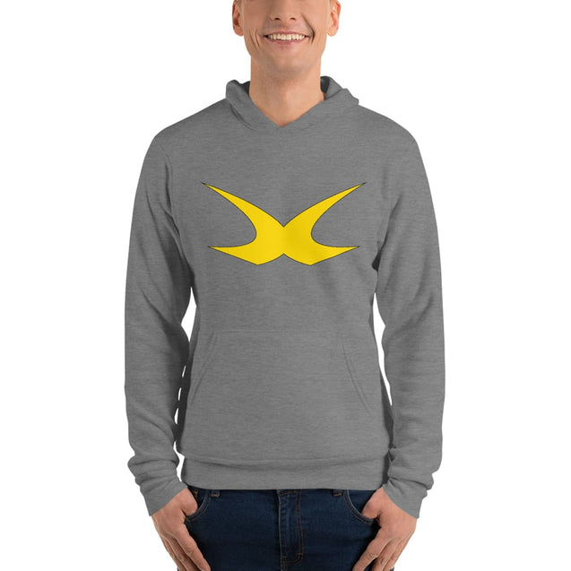 Gold Edition Never Settle Hoodie - Deep Heather / S