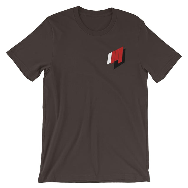 Martial Journal Tee - Brown / S
