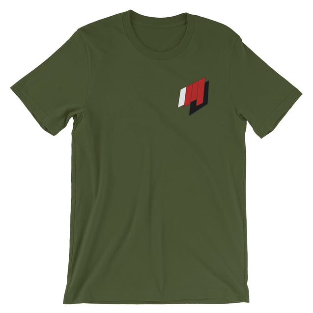 Martial Journal Tee - Olive / S