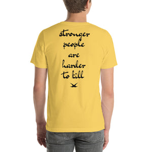 Stronger People Tee - Available Until 12/31/2020