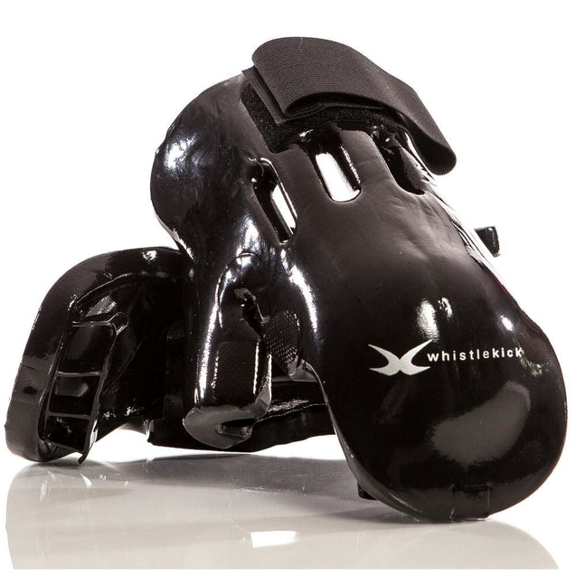 whistlekick Original Sparring Gloves - Child Medium / Stealth (Black)