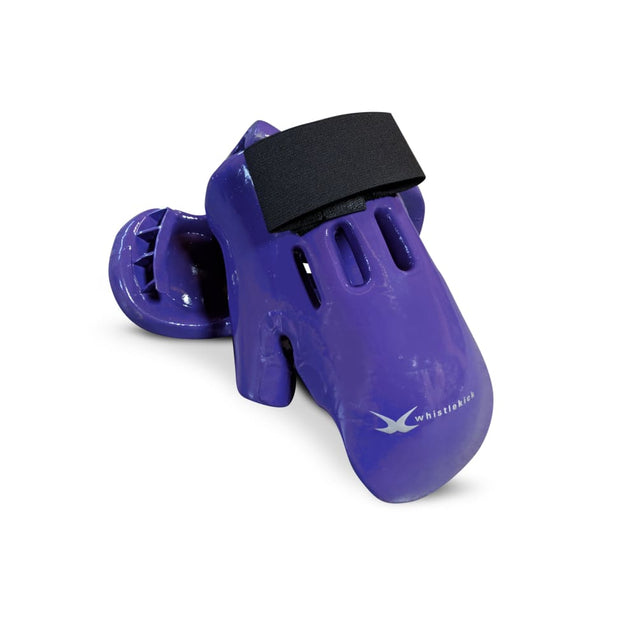 whistlekick Original Sparring Gloves - Child Medium / Storm (Purple)