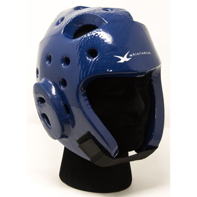 whistlekick Sparring Helmet - Small / Arctic (Blue)