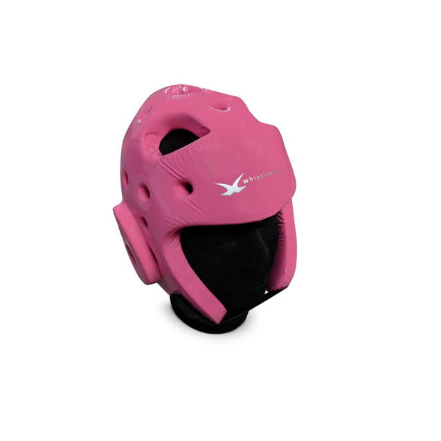whistlekick Sparring Helmet - Small / Coral (Pink)