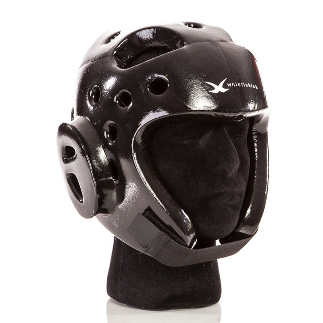 whistlekick Sparring Helmet - Small / Stealth (Black)