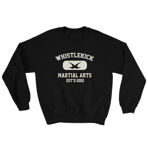 whistlekick University Sweatshirt - Black / S