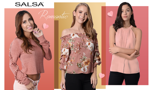 Love it! Romantic Look y como llevarlo.