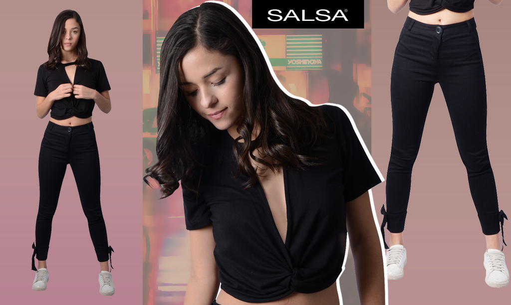 BLACK IS BACK: COLOR FAVORITO, SIEMPRE.
