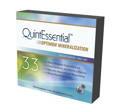 QuintEssential Optimum Mineralization 3.3 - 6 vials