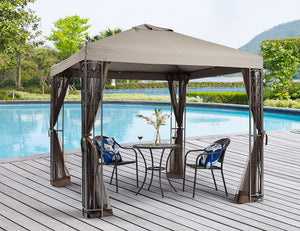 Gazebo/ Pergola/ Sun shade/ Patio Umbrella