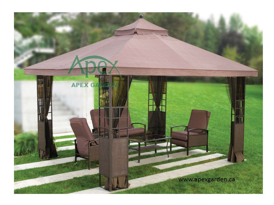 Gazebo Canopy Top For Allen Roth Zellers The Bay And