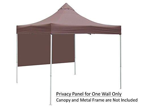 10' Privacy Panel Curtain Wall for 10' or 12' Gazebo 119