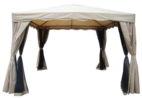 Replacement Canopy Top for TP-GAZ1078 10'x10' Gazebo - APEX GARDEN