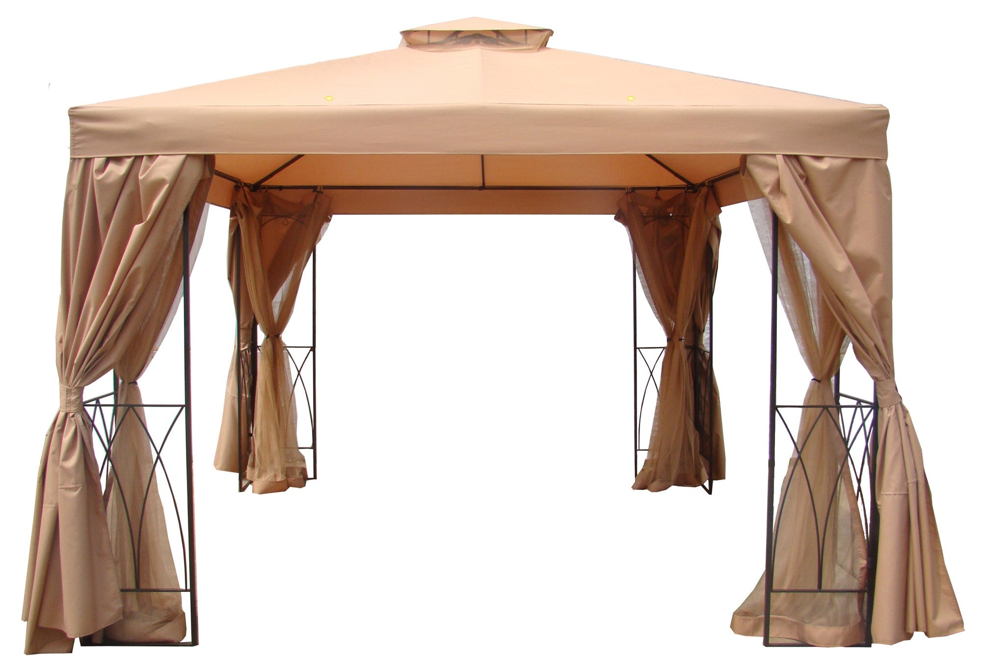Replacement Canopy Top for TP-GAZ1207 10'x10' Gazebo - APEX GARDEN