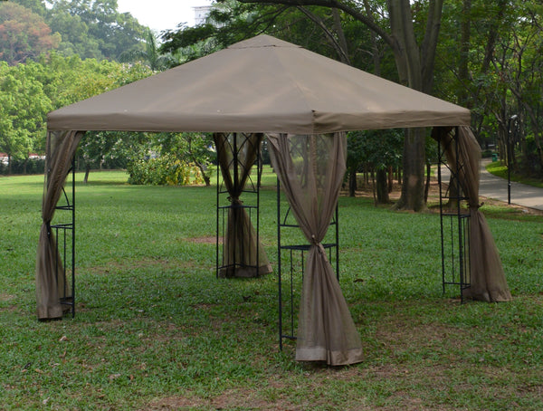 Replacement Canopy Top for YH-17103 10'x10' Gazebo - APEX GARDEN