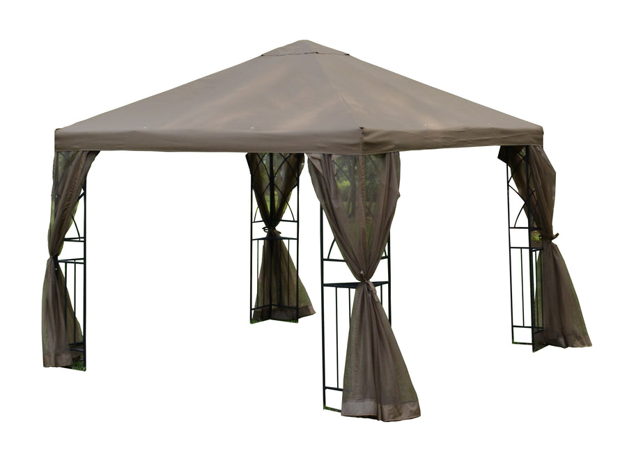 Replacement Canopy Top for YH-20S067B 10 ft. x 10 ft. Symphony II Gazebo - APEX GARDEN