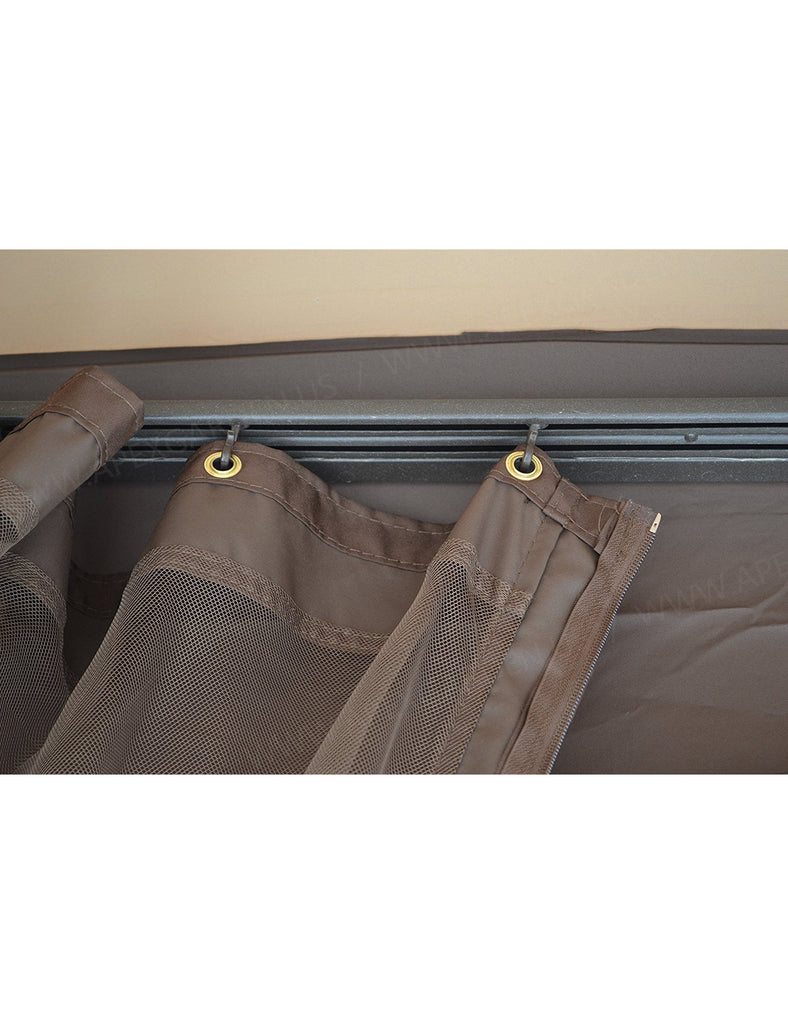 Plastic Hooks For Gazebo Curtains And Mosquito Netting For