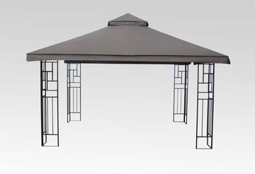 APEX GARDEN Replacement Canopy Top for YH-1034 10'x12' Gazebo - APEX GARDEN